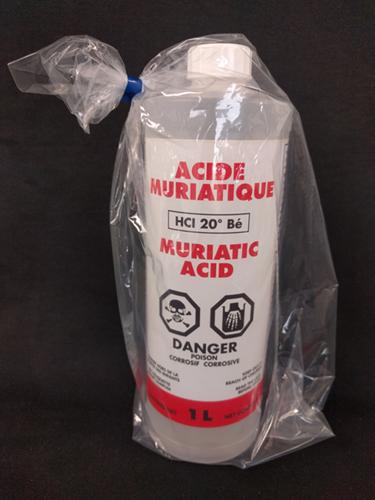 Piscine acide muriatique - Acide chlorhydrique dans piscine ...